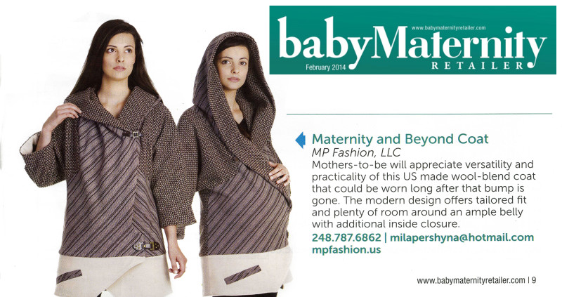 MP Fashion BabyMaternityRetailer magazine 2014
