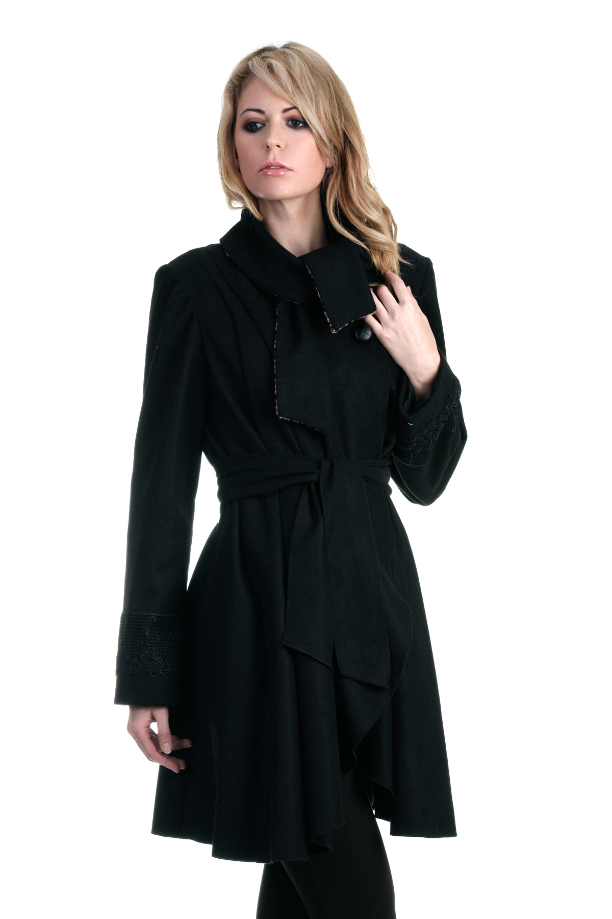 Womens swing coats